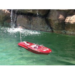 Remote Control Toy Boats
