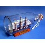 """USS Constitution Ship in a Bottle 11"""""""
